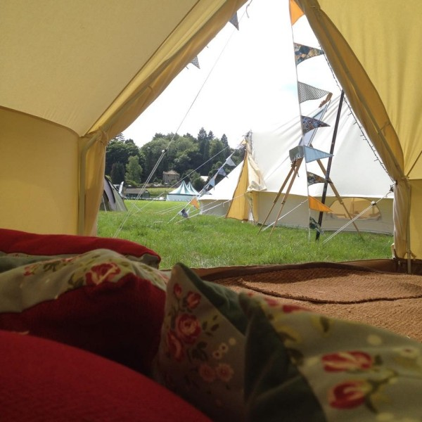 Brook Bell Tents Glamping