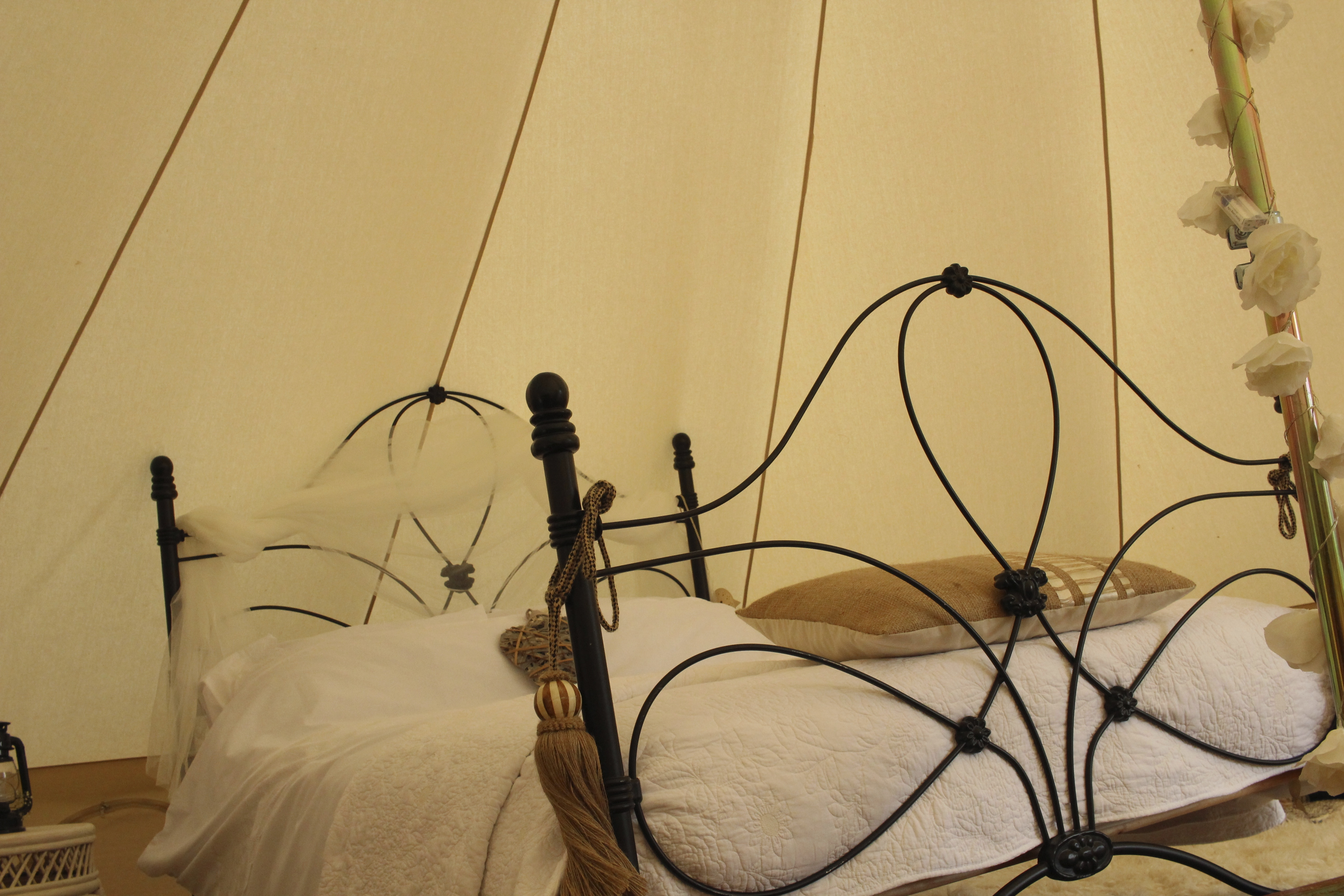 Boutique Glamping