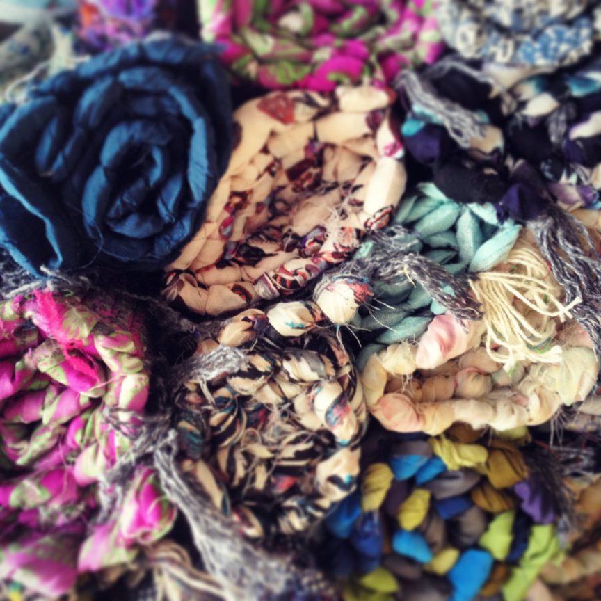 Cosy rag rugs