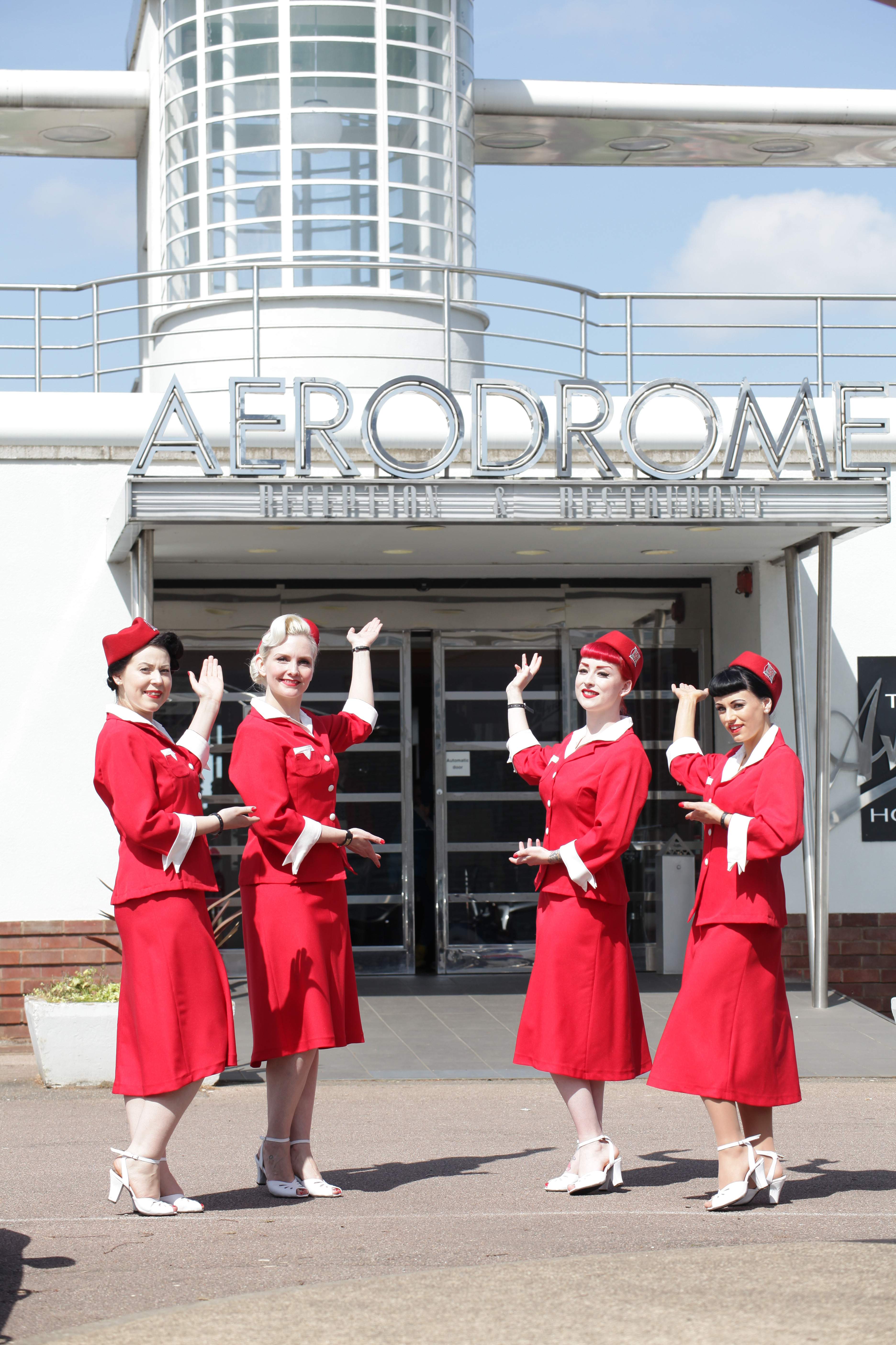 Atomic at Sywell Aerodrome
