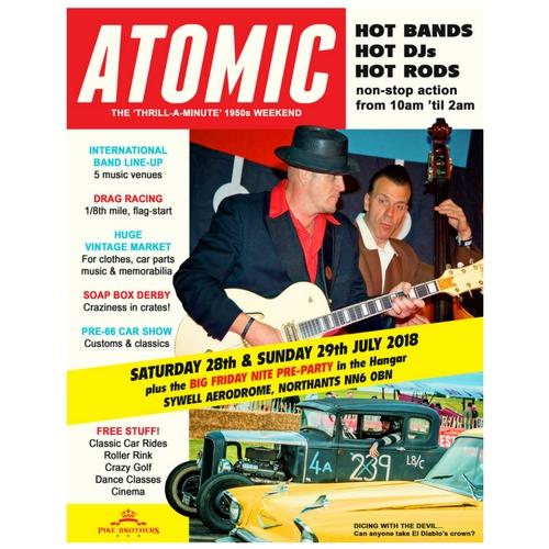 vintage glamping with atomic